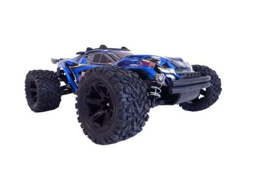 62189 tbr xv4 front bumper rustler 4x4