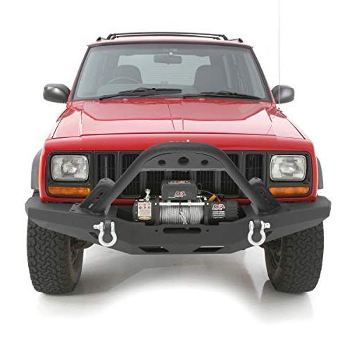 Smittybilt 76812 Bumper Cherokee