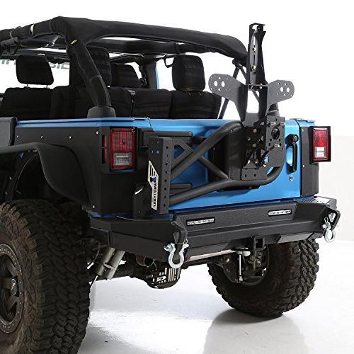 Smittybilt XRC 2 Rear Bumper Jeep