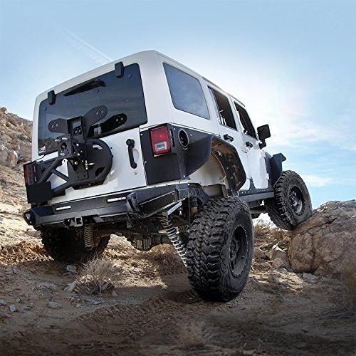 Smittybilt 76858 2 Bumper Jeep Wrangler