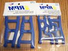 RPM 80245 Front & 80595 Rear Blue A-Arms 1/10 Traxxas Slash