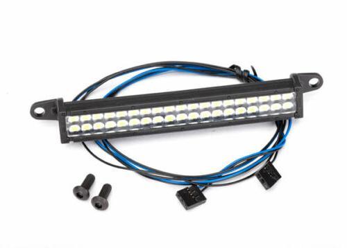 8088 led light bar front bumper trx
