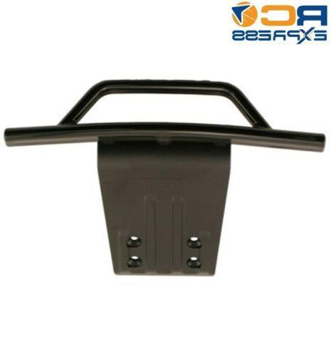 80952 front bumper skid black