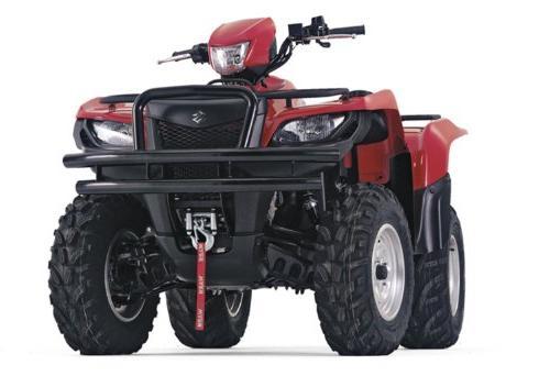 83338 atv front bumper