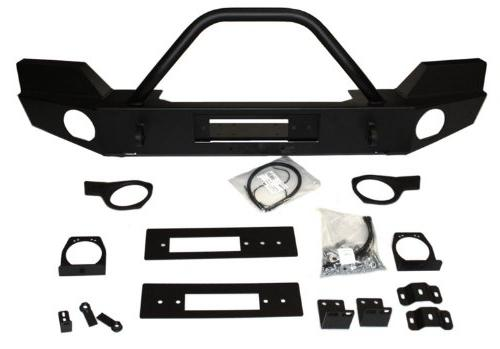 87750 elite series front bumpers