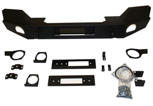 87775 elite series front bumpers