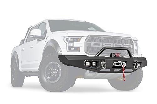 WARN 99850 Bumper: Ford