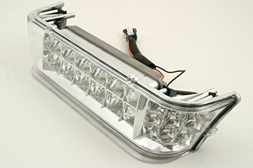 Club Car Precedent LED Headlight Bar 2004-2016 Bright LED's!