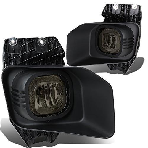 For 11-16 Ford Super Duty Bumper Driving Fog Lights+Wiring K