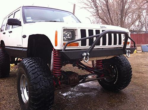 Affordable Pre Bumper-Jeep