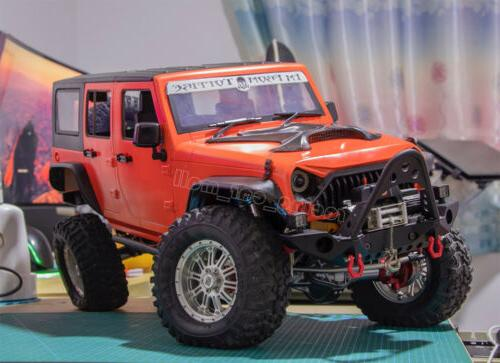 Alloy Front RC / SCX10 II US