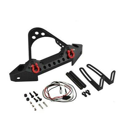 Alloy Bumper LED Shackle Traxxas II