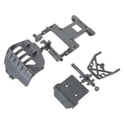 ar320004 bumper rear chassis plate set front