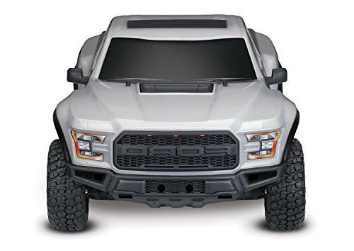 Traxxas 2WD Ford Raptor TQ Silver