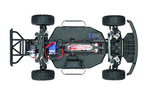 Traxxas Automobile 2WD with TQ 2.4GHz System, Silver