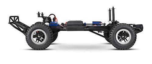 Traxxas 2WD Ford Raptor TQ Radio Silver