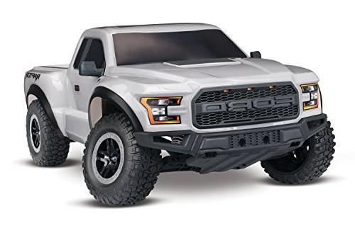 Traxxas 2WD Ford TQ 2.4GHz System, Silver
