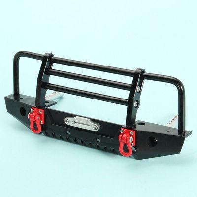 Black Aluminum Bumper