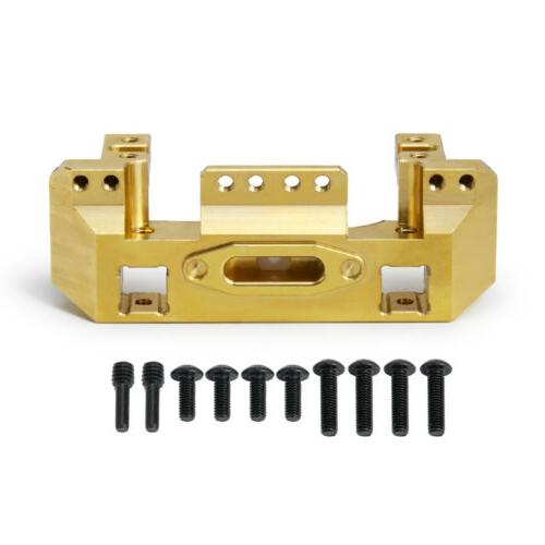 Brass Bumper Mount For TRAXXAS Crawler