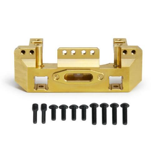 Brass Bumper Mount For TRAXXAS Crawler
