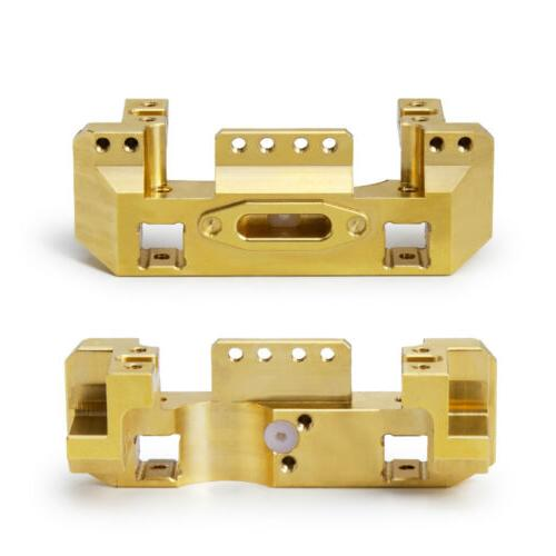 Brass Duty Front Bumper Servo For TRAXXAS TRX-4 1/10 RC Crawler