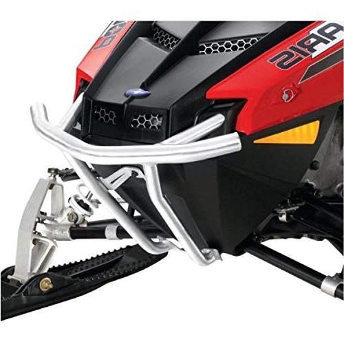 brushed aluminum pro ride ultimate front bumper