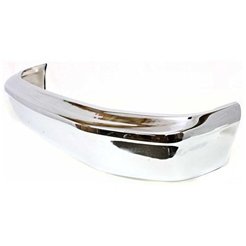 MBI Chrome, Steel Bar for Ford F150 & Bronco Pad 92-96,