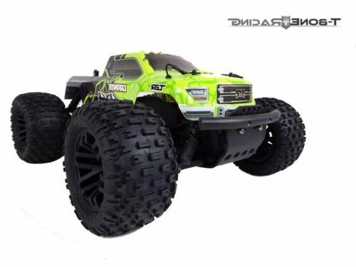 RARE NEW 1/10 RC Traxxas son of a digger brushless w/upgrade