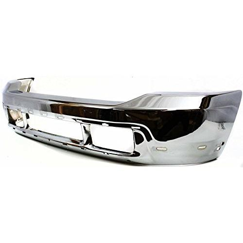 Evan-Fischer EVA17372022644 Bumper for Ford Excursion 00-05/F-Series Chrome w/Pad