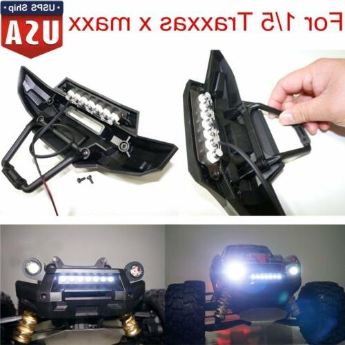 front bumper 7 led light bar lamp