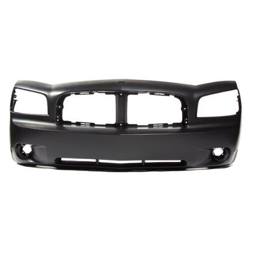 front bumper cover assembly fog holes new