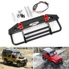 Front Bumper for 1/10 RC Crawler SCX10 Axial 90046 Traxxas T