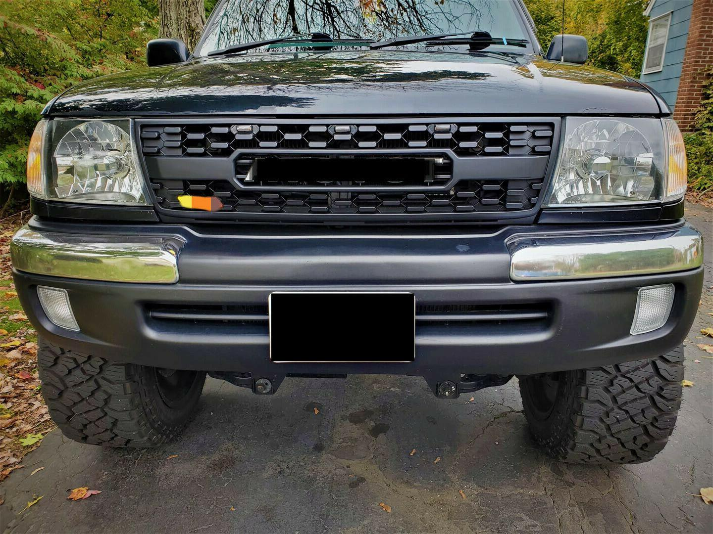 front bumper grille grill for 1997 2000