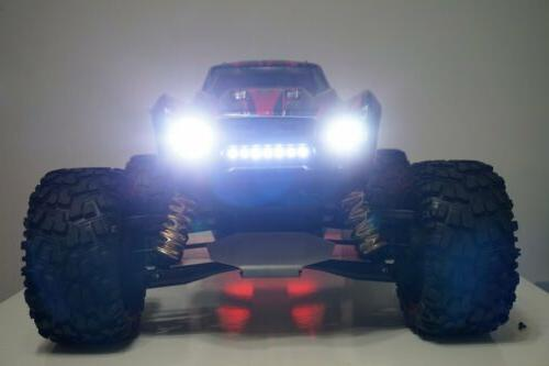 Front Bumper 7 LED Light Bar for XMAXX RC