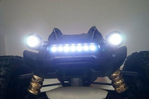 Front Bumper Light Bar for Traxxas X-MAXX XMAXX Car US