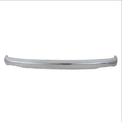 front bumper upper pad trim molding chrome