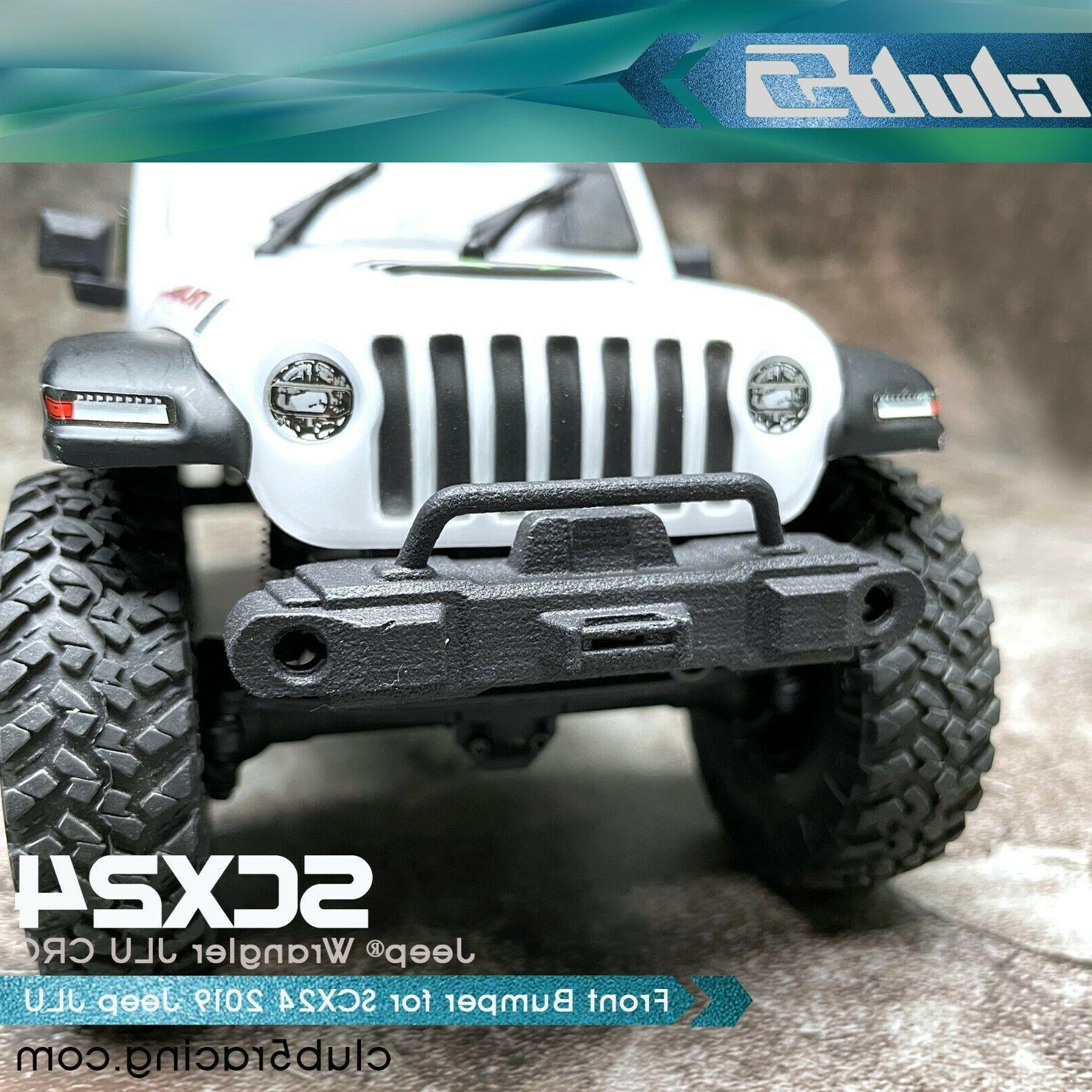 Front SCX24 2019 Jeep Wrangler JLU