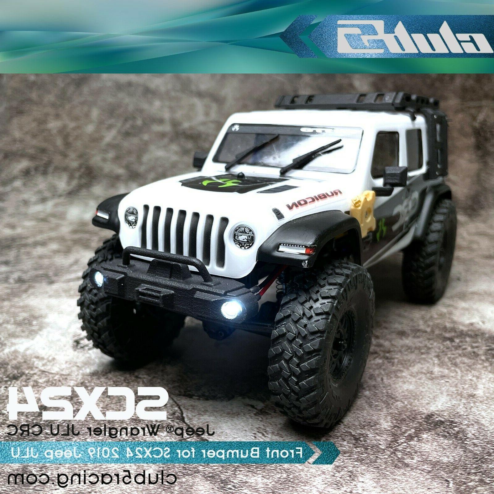 Front SCX24 2019 Jeep JLU