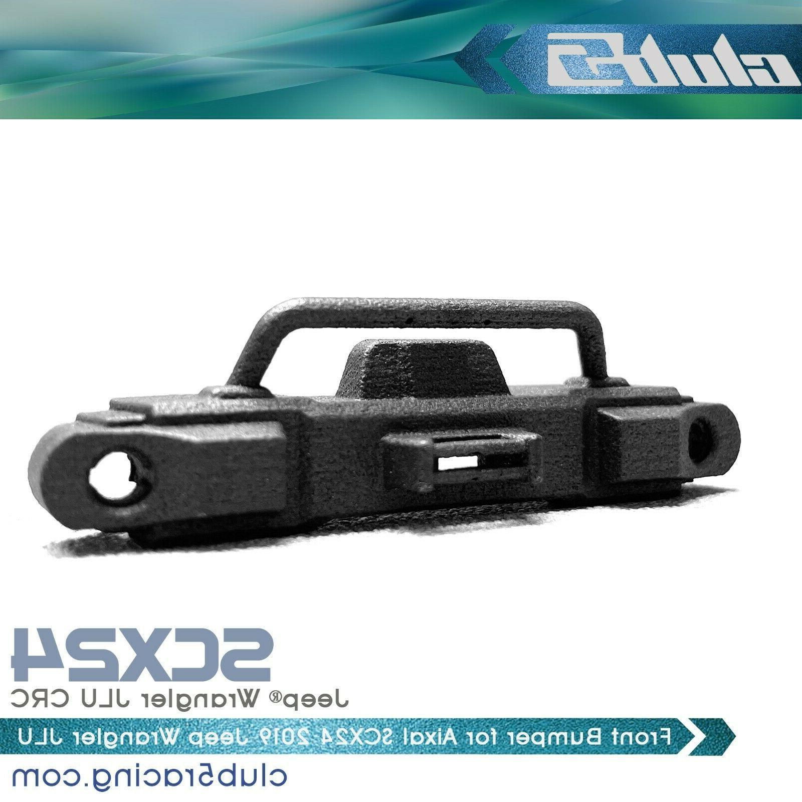 front rubicon bumper for scx24 2019 jeep