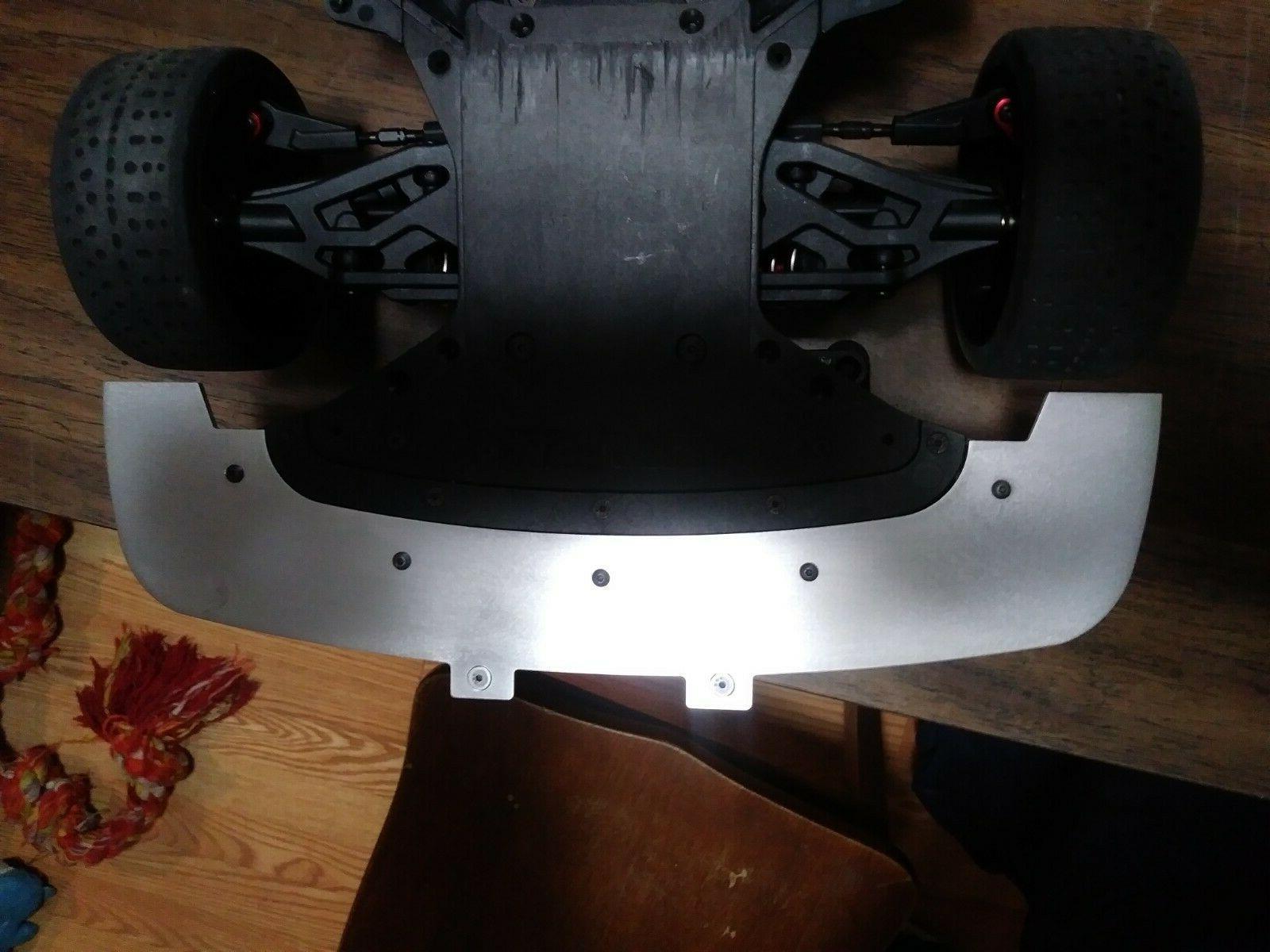 Arrma Front Crash Bumper Aluminum Made