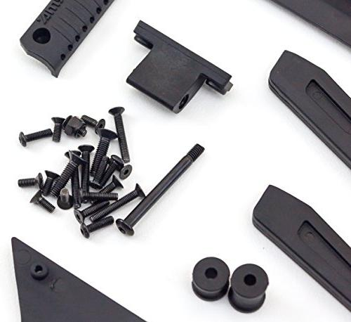 Arrma Kraton 6S Updated Front Guard Bumper Chassis AR320376
