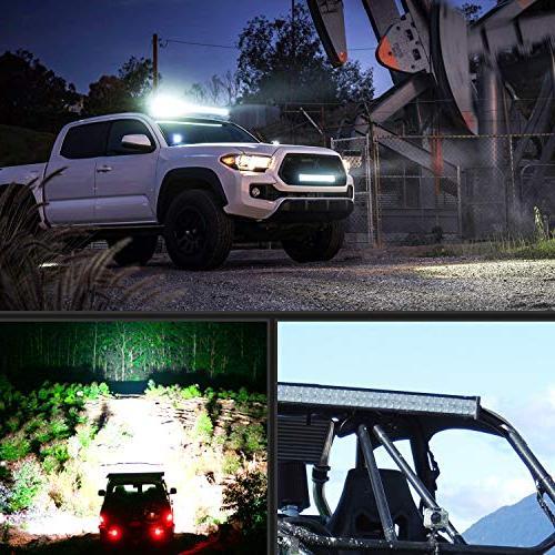 LED Light Bar 52Inch 300W LED Light LED Lights Driving Off-road SUV, UTV, 4WD, Boat,2 Years