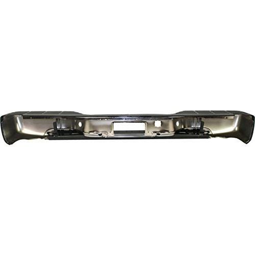 MBI Complete Rear Bumper Chevy Silverado GMC Sierra 1500 GM1103122