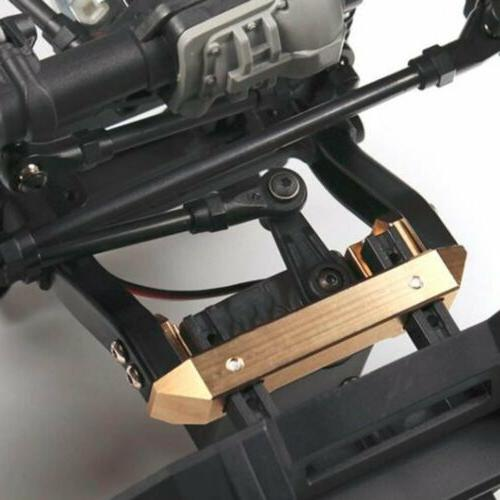 Metal Bumper Mount with Servo Mount For RC Car