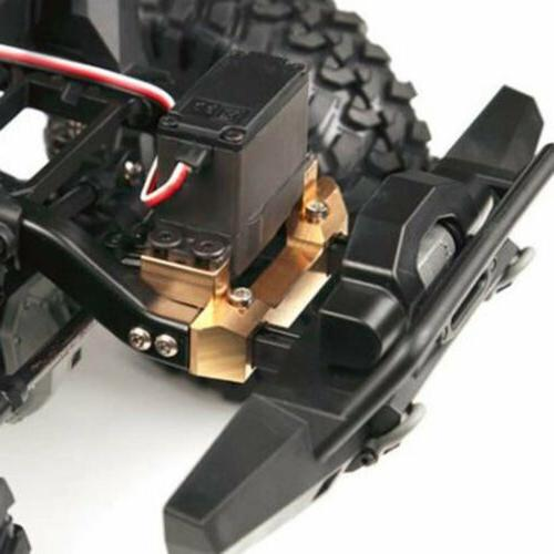 Metal Brass Front Bumper Mount Mount For RC TRX-4 Car