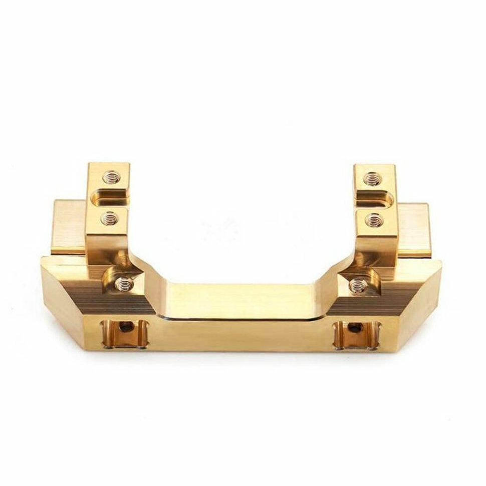 Metal Brass Front Bumper Mount For Car ND