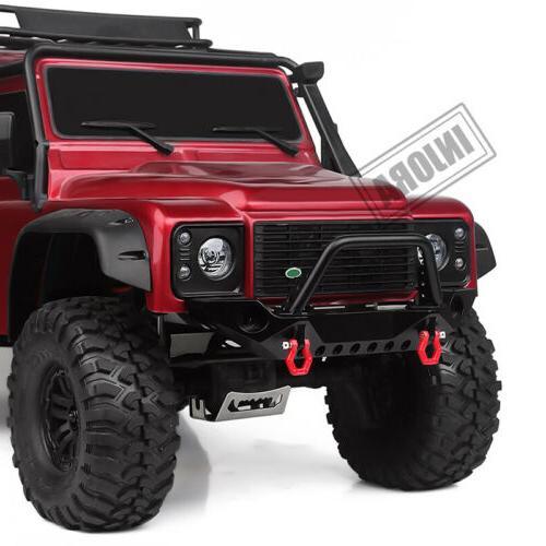 Metal Front Bumper Light Traxxas TRX4 & II 90046
