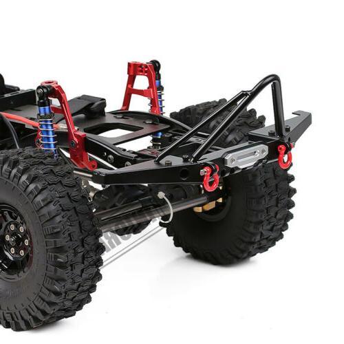 Metal Bumper 1/10 RC Axial SCX10 SCX10 II
