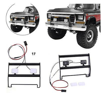 Metal Front 2 For TRX-4 Ford 1/10 Car