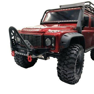 ALLOY FRONT Bumper LED LIGHT Traxxas TRX-4 II